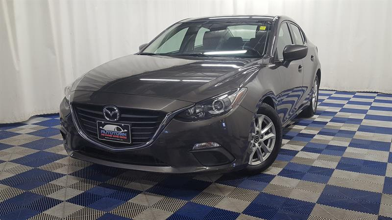 2015 Mazda 3 Mazda3 GS/HTD SEATS/BLUETOOTH #15M301101