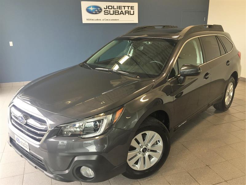 Subaru Outback 2018 2.5i Touring #D8065K