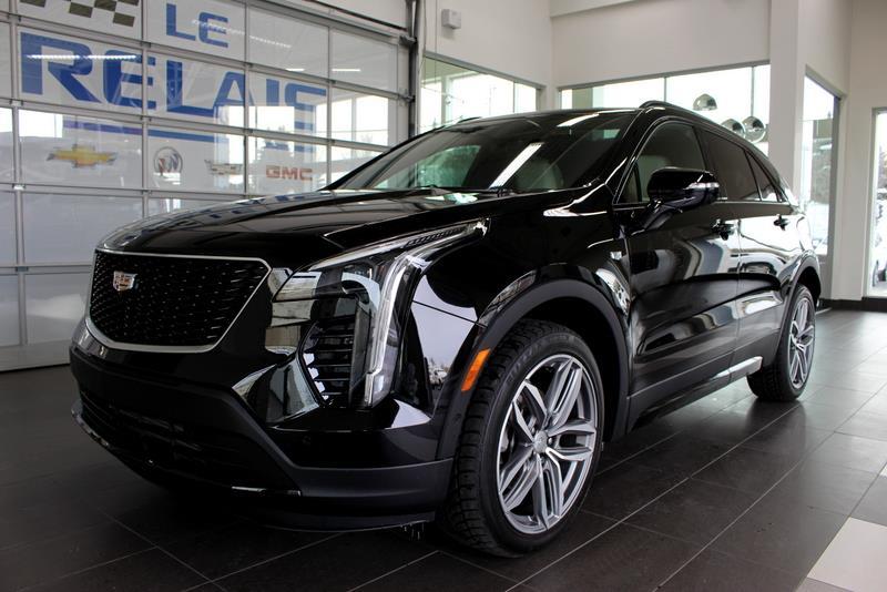 Cadillac XT4 2019 Sport AWD #K930016
