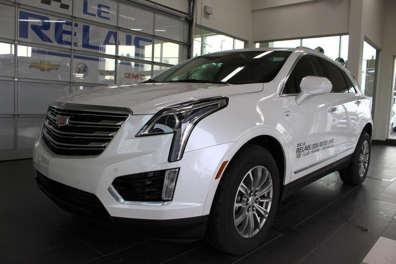 Cadillac XT5 2019 Luxe AWD #K928001