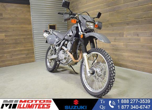 Suzuki DR650SE 2012