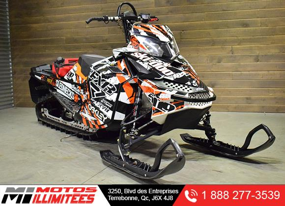Ski-Doo Summit X 163 800R Power T.E.K. 2010