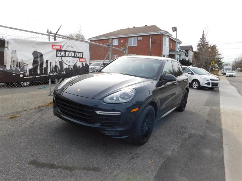 Porsche Cayenne 2016 GTS AWD AUTOMATIQUE BLUETOOTH NAVIGATION #GLA73041