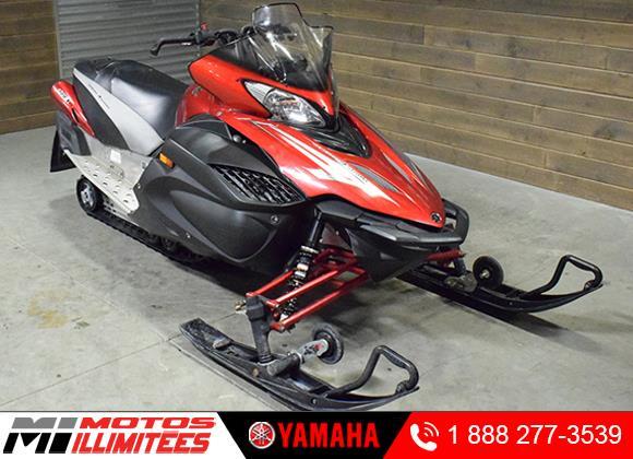 Yamaha Apex ER 2009