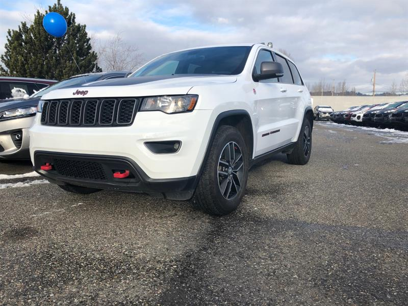 2018 Jeep Grand Cherokee Trailhawk 4x4 #P3806