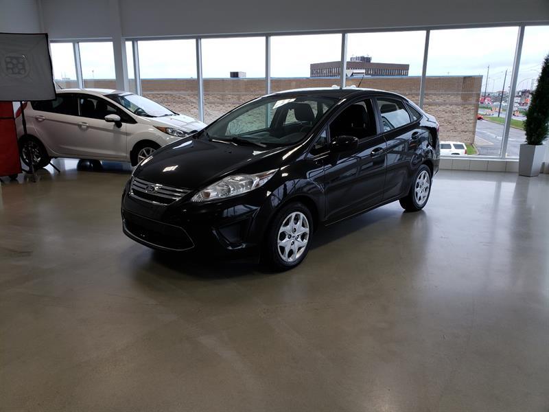 Ford Fiesta 2011 4dr Sdn SE #U3790B