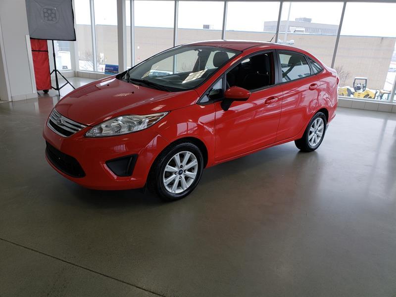 Ford Fiesta 2013 4dr Sdn SE #U4046