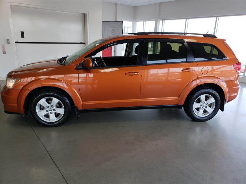 2011 Dodge Journey FWD 4dr SXT #U4049