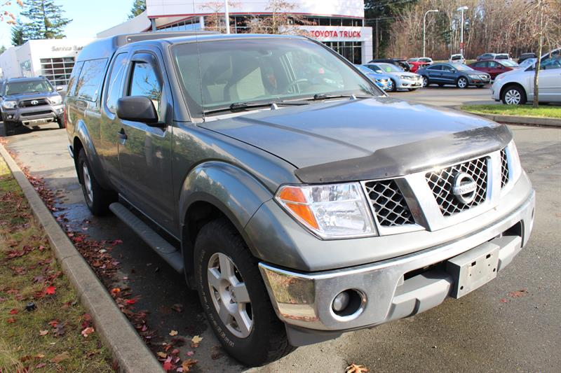 2007 Nissan Frontier King Cab #11892A