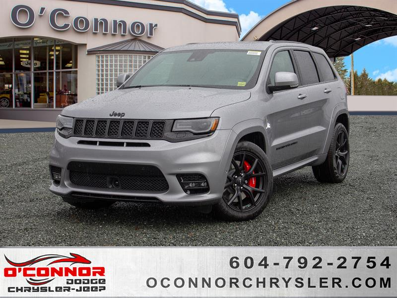 2019 Jeep Grand Cherokee SRT #16498