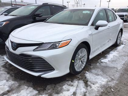 Toyota Camry Hybrid 2018 XLE #80571