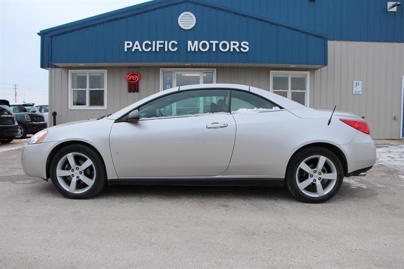 2007 Pontiac G6 GT Convertible #P8955