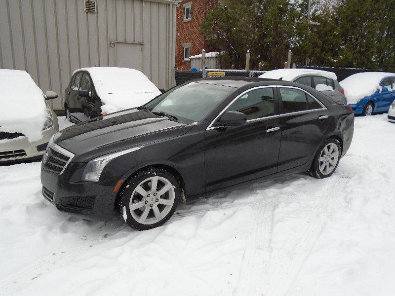Cadillac ATS 2014  2.5L  #55443