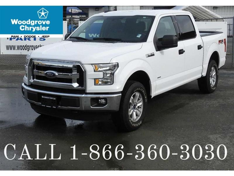 2016 Ford F-150 4WD SuperCrew 145 #D613761A