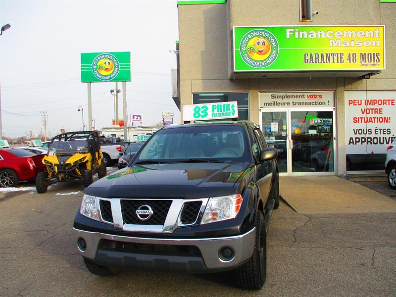 Nissan Frontier 2012 4WD Crew Cab LWB #18-245