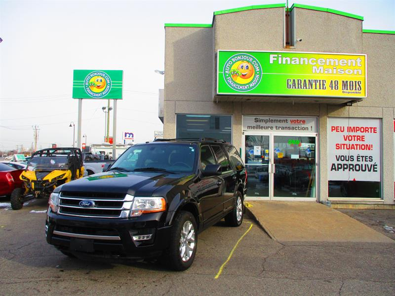 Ford Expedition 2017 4WD 4dr Limited #18-264