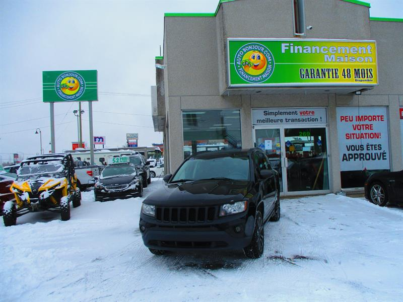 Jeep Compass 2012 4WD 4dr Sport #18-262