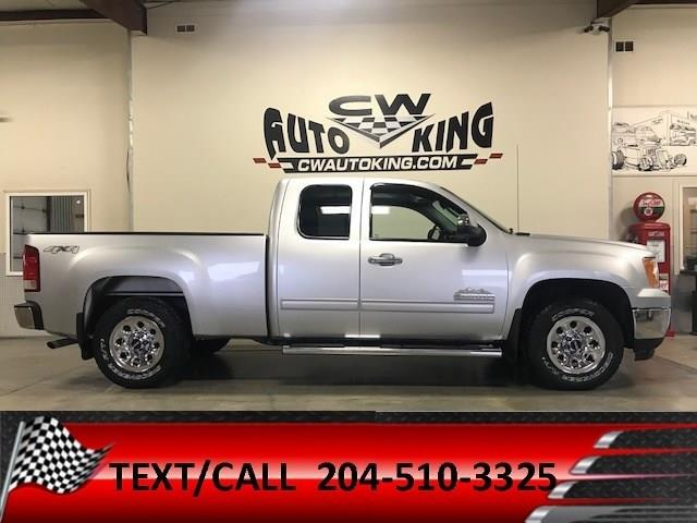 2013 GMC Sierra 1500 SL- NEVADA Edition / Low Kms / 4x4 / Financing #20042295