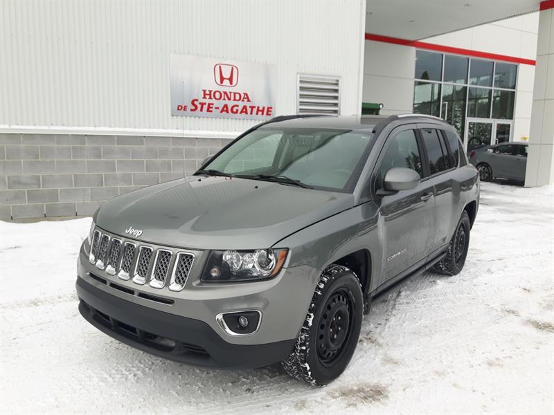 Jeep Compass 2014 4WD Limited aurto. * Pneus hiver et Pneus été #j242b