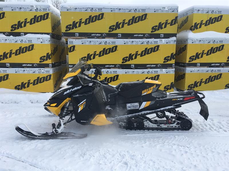 Ski-Doo BLIZZARD 600ETEC 2016