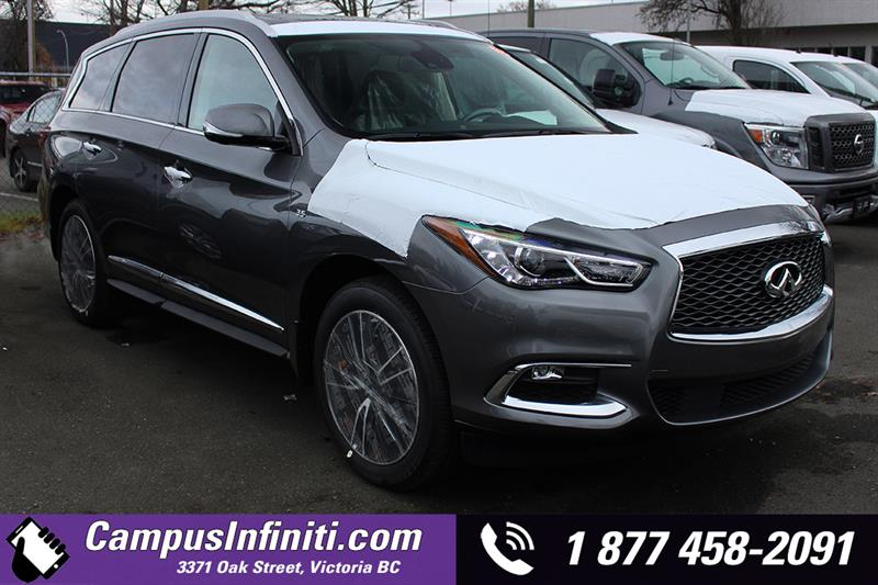 2019 Infiniti Qx60 PURE Essential, Sensory Packages #19-QX6009