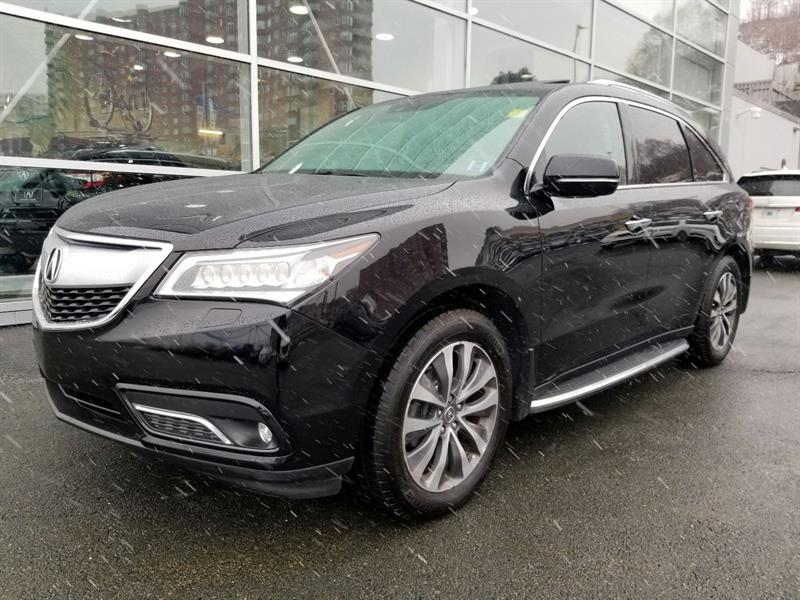 2015 Acura MDX Navigation Package  #82478D