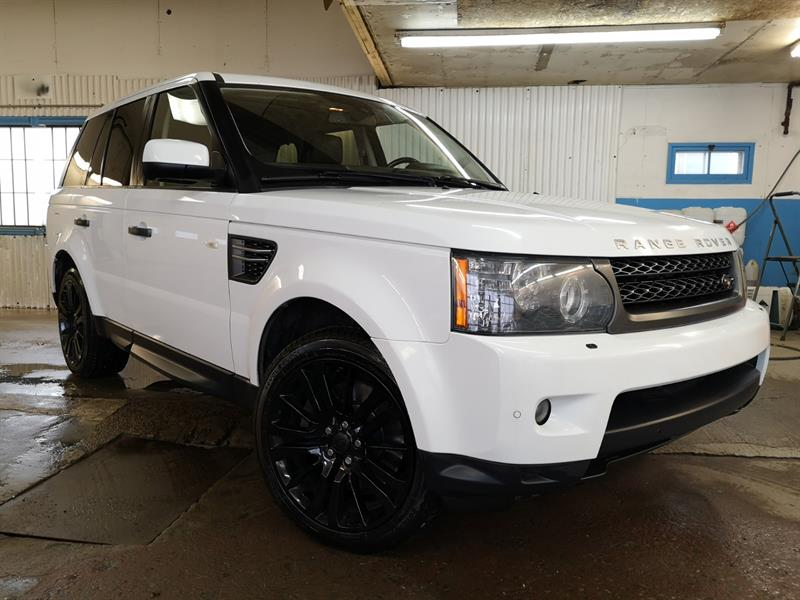 Land Rover Range Rover Sport 2011 4WD 4dr HSE LUX