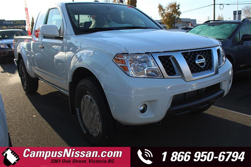 2019 Nissan Frontier PRO-4X 4WD King Cab Standard Bed #9-T020