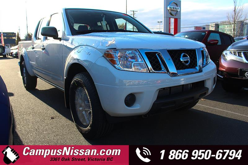 2019 Nissan Frontier SV 4WD Crew Cab Long Box #9-T052