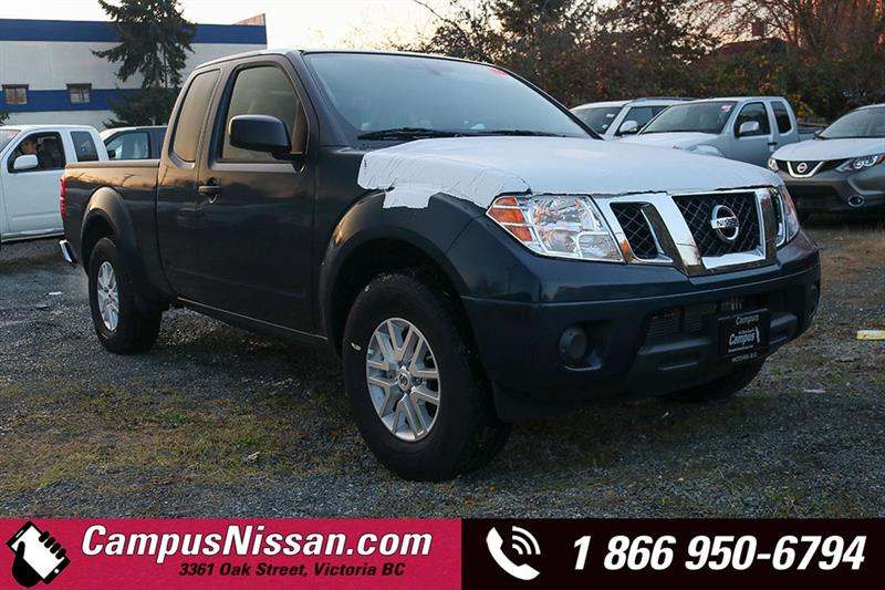 2019 Nissan Frontier SV RWD King Cab Standard Bed #9-T011