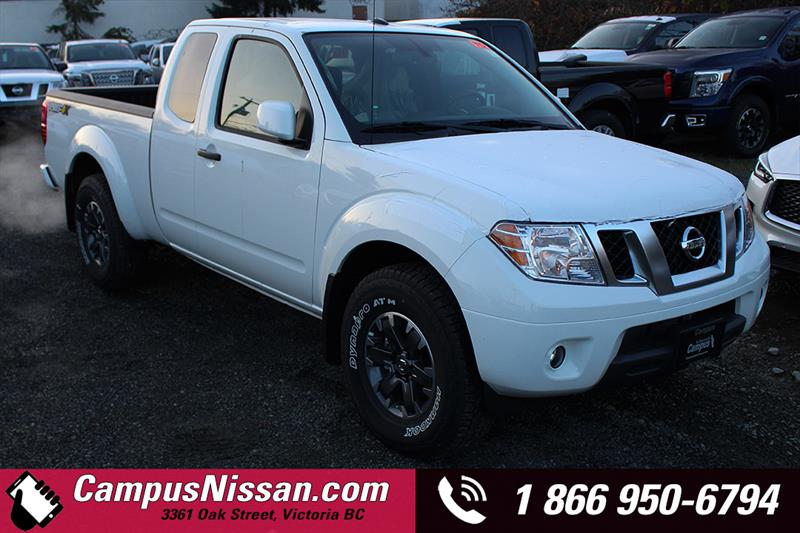 2019 Nissan Frontier PRO-4X 4WD King Cab #9-T014
