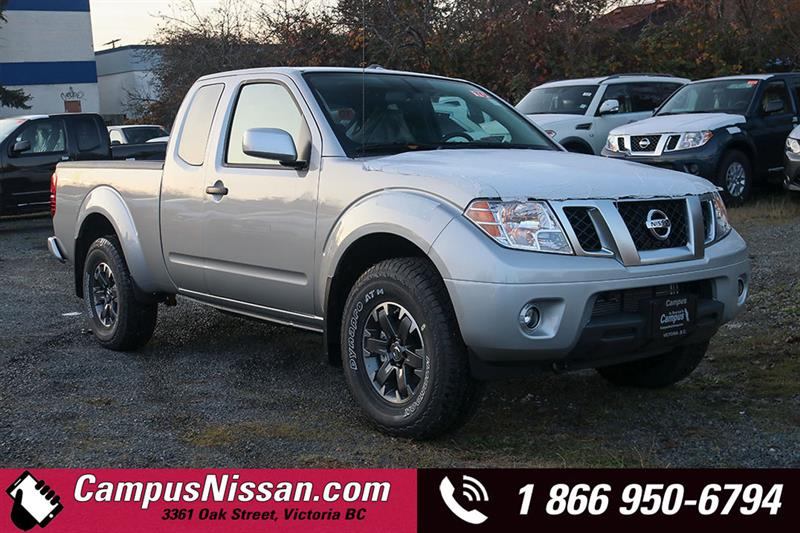 2019 Nissan Frontier PRO-4X 4WD King Cab #9-T013