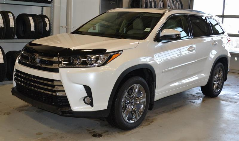 2018 Toyota Highlander Limited #DZ2052