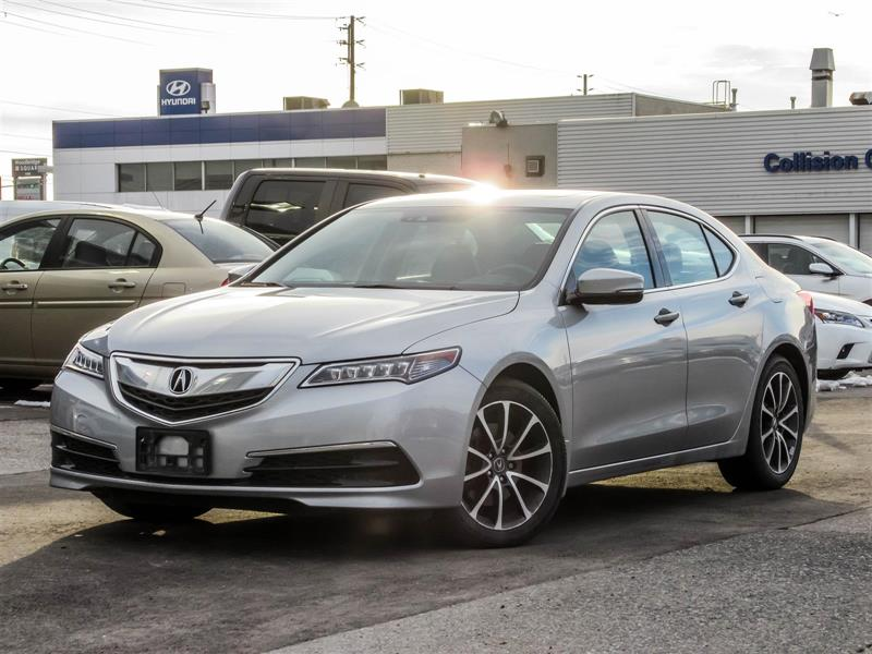 2017 Acura TLX TLX LOADED #00692