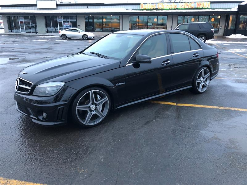 Mercedes-Benz C-Class 2010 4dr Sdn C 63 RWD AMG