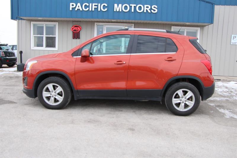2014 Chevrolet Trax 1LT*AWD*BACK UP CAM*XM*BLUETOOTH*ONE OWNER #P8942