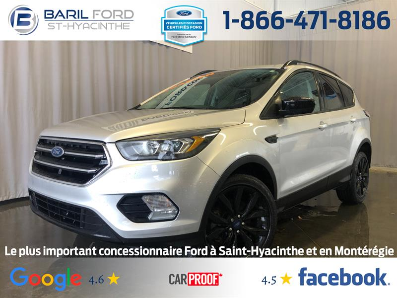 Ford Escape 2017 4WD 4dr SE #80862a