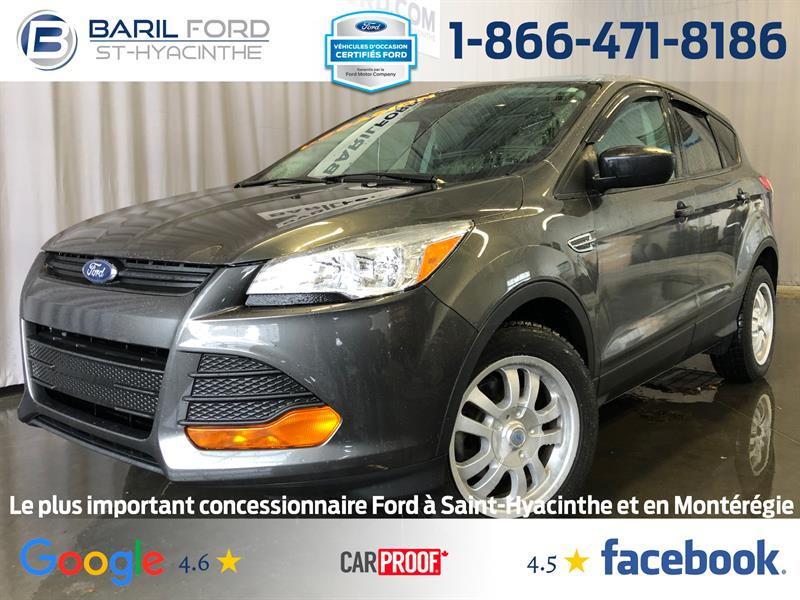 Ford Escape 2015 FWD 4dr S #80854a