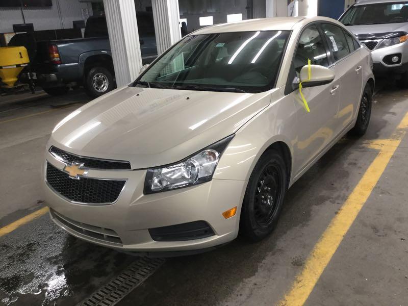 Chevrolet Cruze 2012 TRÈS PROPRE* FINANCEMENT $39 SEMAINE #2093  CarProof Free