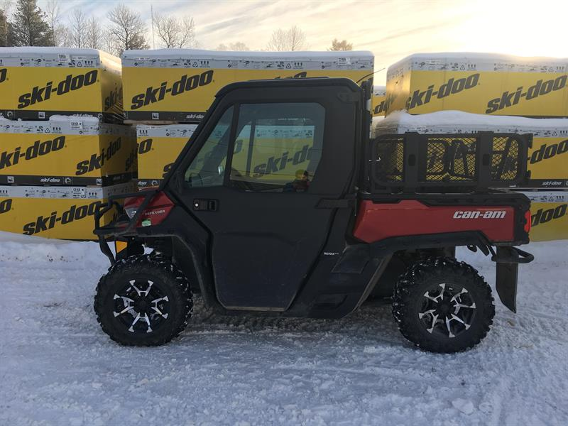 Can-am Defender HD8 2017