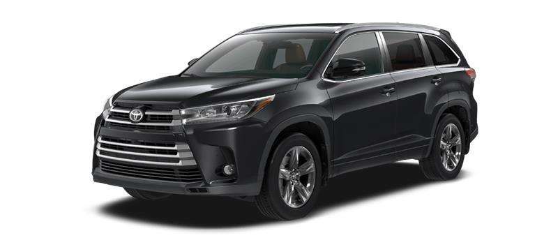 2019 Toyota Highlander AWD Limited #12267