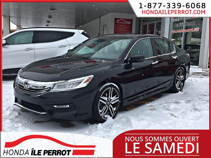 Honda Accord Sedan 2016 4dr I4 CVT Touring #44767