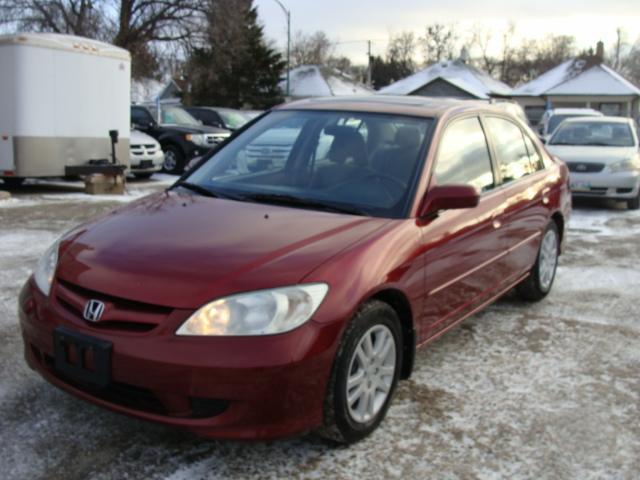 2005 Honda Civic #1632