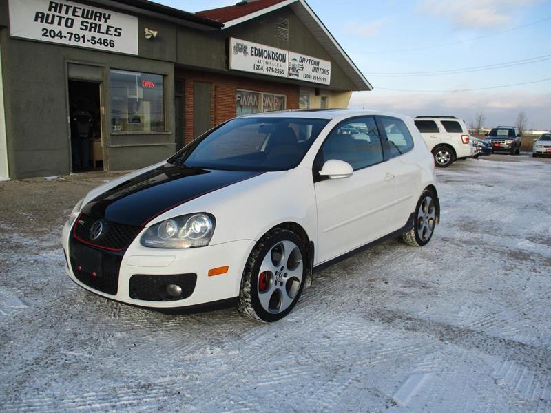 2009 Volkswagen Gti #1109