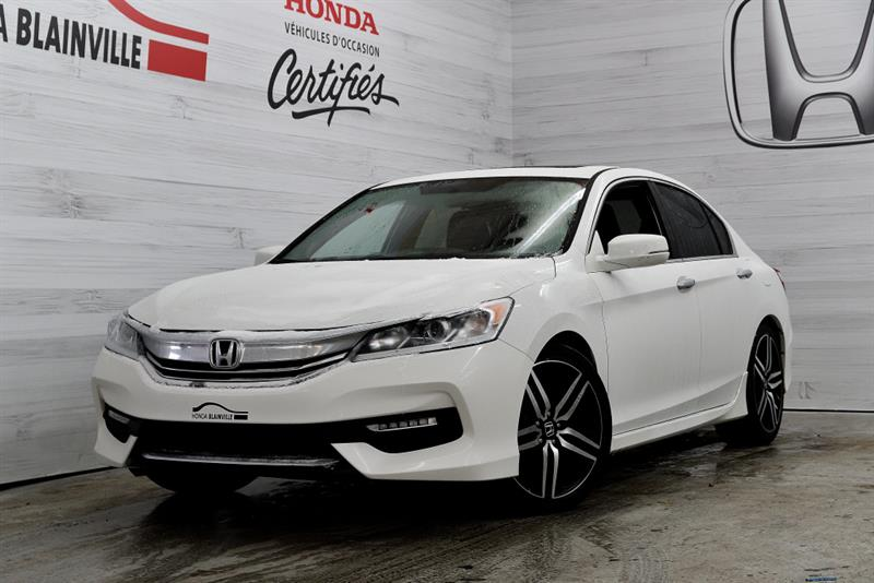 Honda Accord Berline 2016 4 portes SPORT #U-1492