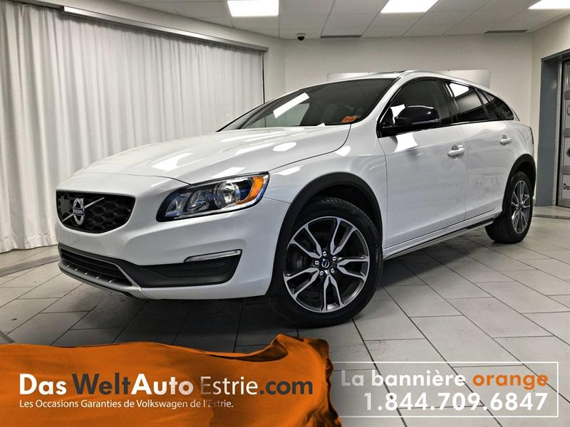 Volvo V60 Cross Country 2015