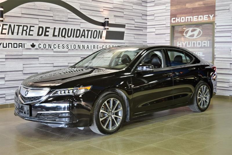 Acura TLX 2015 V6+AWD+CUIR+TOIT OUVRANT+MAGS #S8688