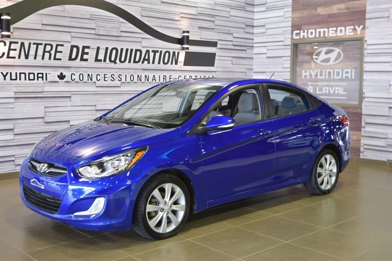Hyundai Accent 2013 GLS #S8487