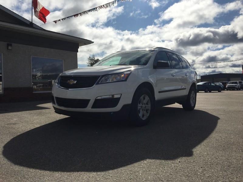 2015 Chevrolet Traverse LS #K288381