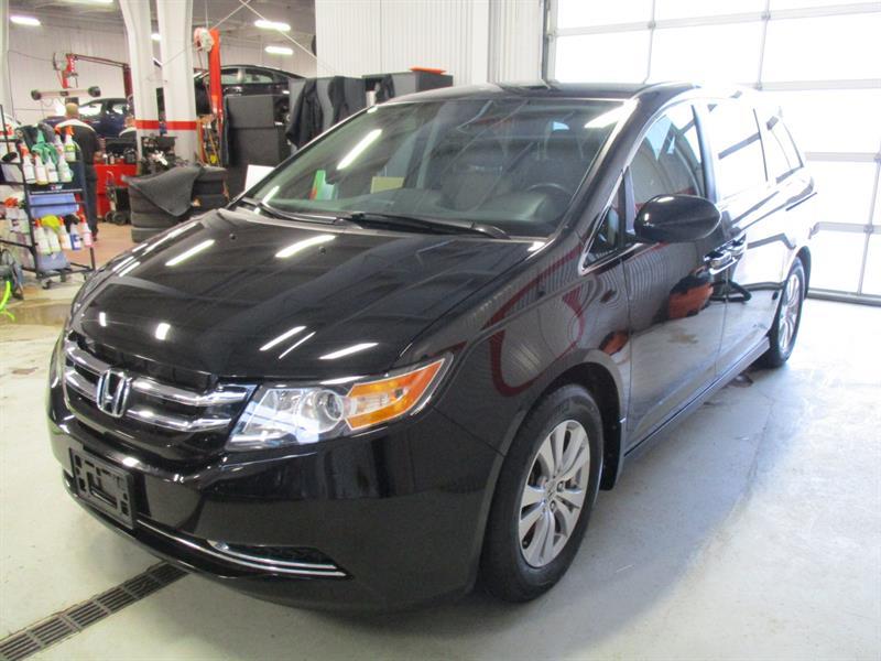 2016 Honda Odyssey 4dr Wgn EX #U3299